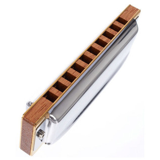 Hohner Blues Harp MS, Key of F