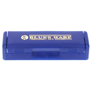 Hohner M533116 Blues Harp MS, Key of Bb