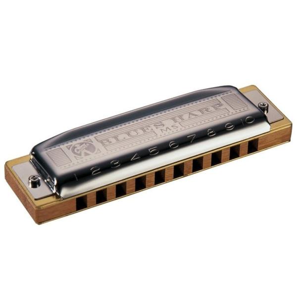 Hohner Blues Harp MS, Key of B