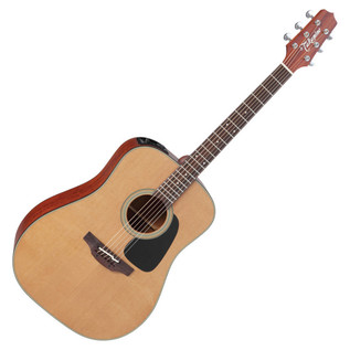 Takamine Pro Series P1D Dreadnought Electro Acoustic Guitar, Natural
