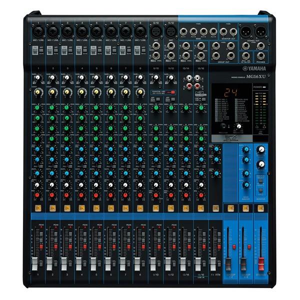 Yamaha MG16XU Analog USB Mixer