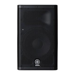 "Yamaha DXR8 8"" 2-way Active Loudspeaker front"