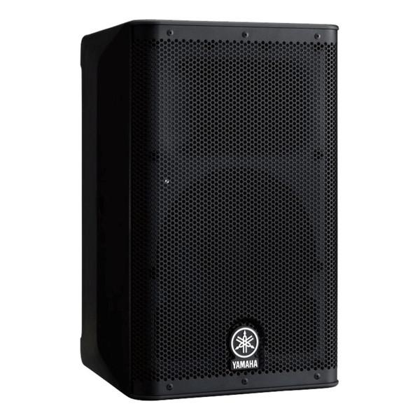 "Yamaha DXR10 10"" Active PA Speaker angle"