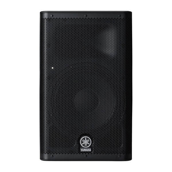 "Yamaha DXR10 10"" Active PA Speaker front"