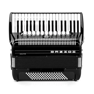 Hohner Amica IV 96 Accordion, with Straps and Case