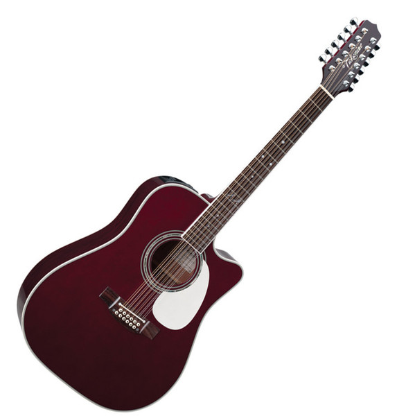 Takamine JJ325SRC-12 John Jorgenson 12-String Electro Acoustic Guitar