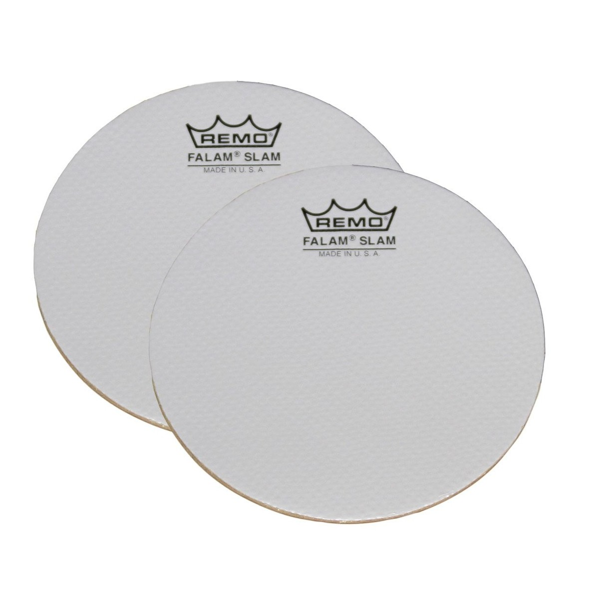 remo 2 5 39 39 falam slam pads for bass drum head at gear4music. Black Bedroom Furniture Sets. Home Design Ideas