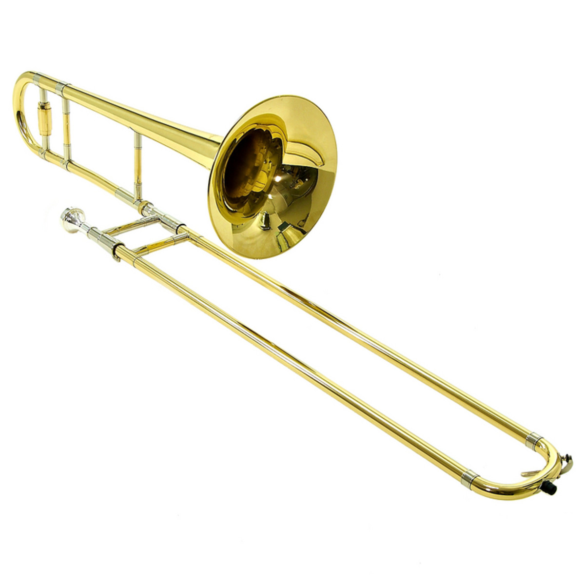 Tenor Trombone in Bb by Gear4music - Ex Demo at Gear4music
