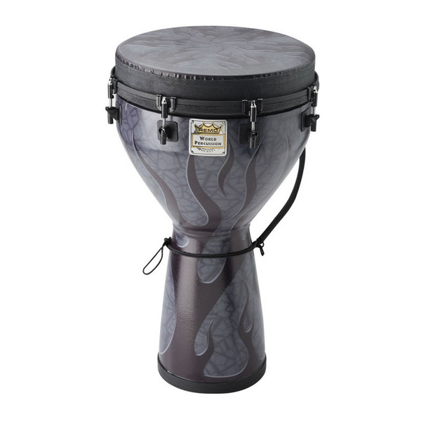 Remo 14 Inch Djembe Shadow Flame
