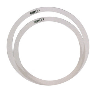 Remo 14 Inch Rem-O Ring - 2 pieces (1 + 1 1/2) for Tom/Snare)