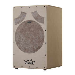 Remo Mondo Cajon Birch, Natural