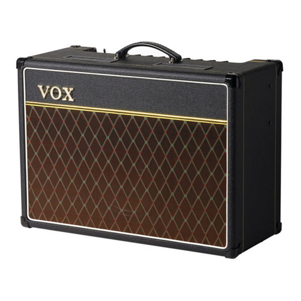 VOX AC15 Custom AC15C1X Guitar Amp with Celestion Alnico Blue Speaker