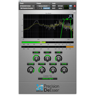 Metric Halo Precision DeEsser Plug-In for AAX/Audio Units