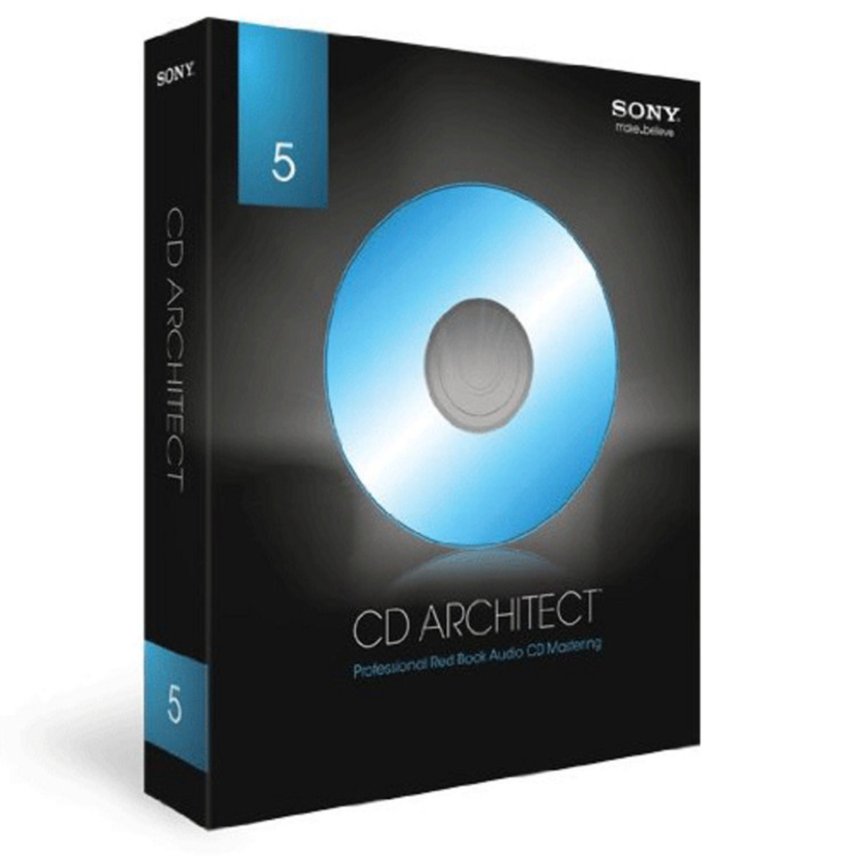 Disc Sony Cd Architect 52 Mastering Software At Gear4music Hi Fi Compressor With Pre Emphasis