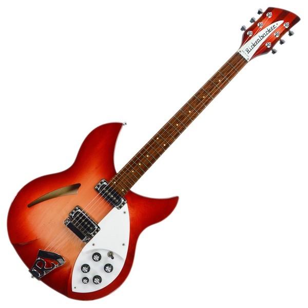 Rickenbacker 330 Semi Acoustic Guitar, Fireglo