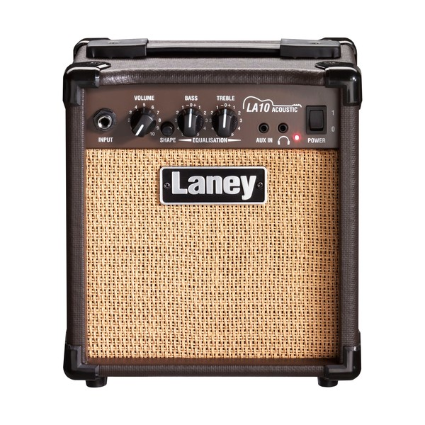 Laney LA10 LA Acoustic Guitar Combo Amp 10w