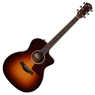 Taylor 214ce Deluxe Grand Auditorium Electro Acoustic, Sunburst