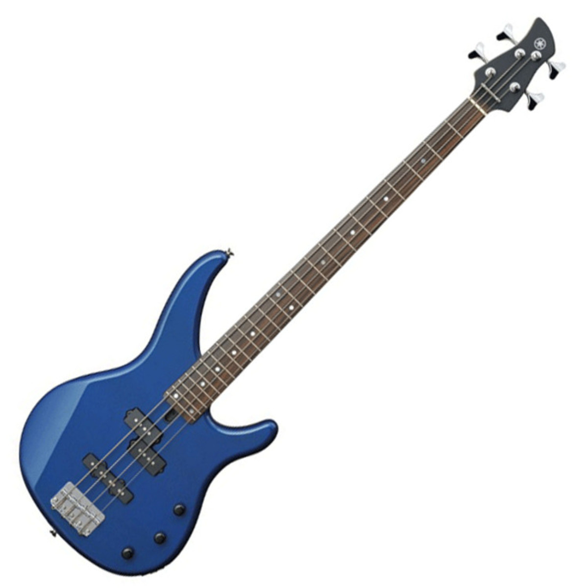 Yamaha trbx174 dark metallic blue hos for Yamaha hs5 no bass
