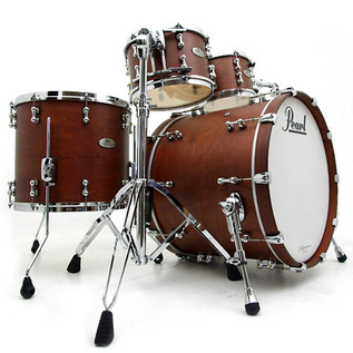 Pearl Reference Pure 22'' Rock Shell Pack, Matte Walnut