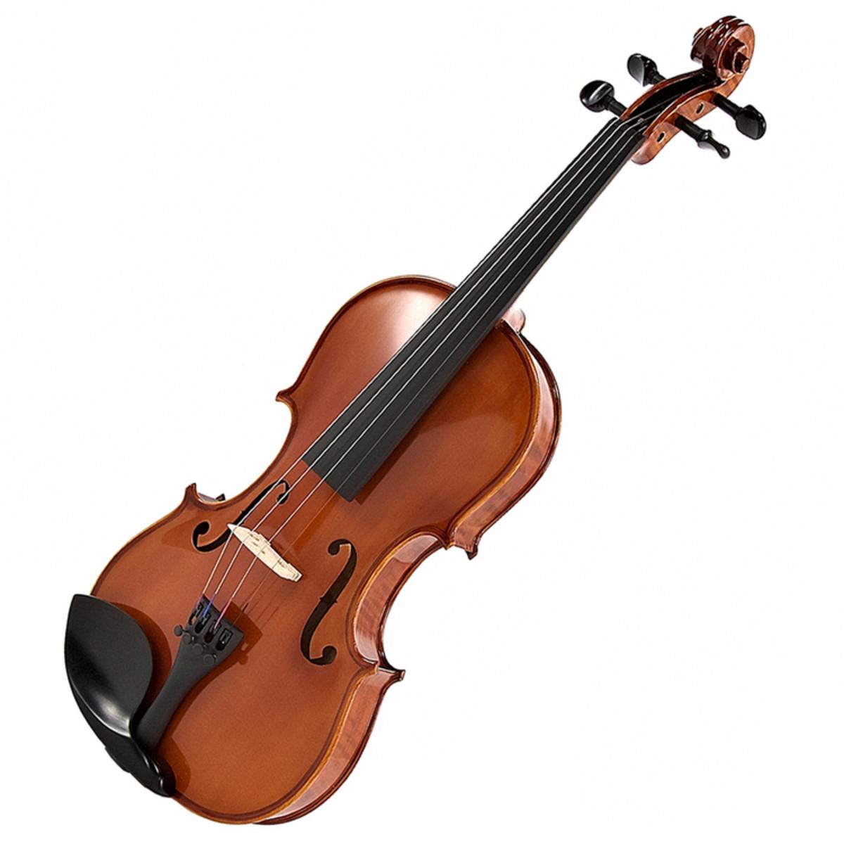 tudiant plus violon 1 4 par gear4music ex d mo. Black Bedroom Furniture Sets. Home Design Ideas