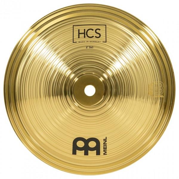 Meinl HCS 8 inch Bell Cymbal