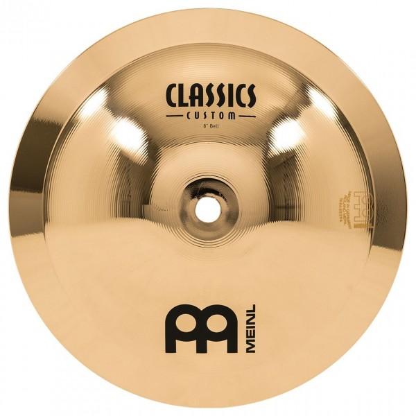 Meinl Classics Custom 8 Inch Bell Cymbal
