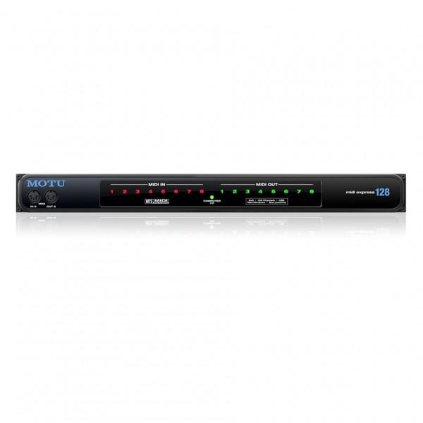 MOTU MIDI Express 128 USB MIDI Interface