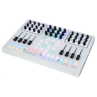 Livid Instruments CNTRL:R MIDI Controller, White