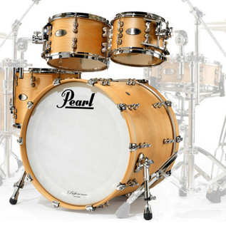 Pearl Reference Pure 22 Inch Fusion Shell Pack, Matte Natural