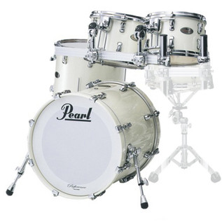 Pearl Reference 22 Inch American Fusion Shell Pack, Arctic White