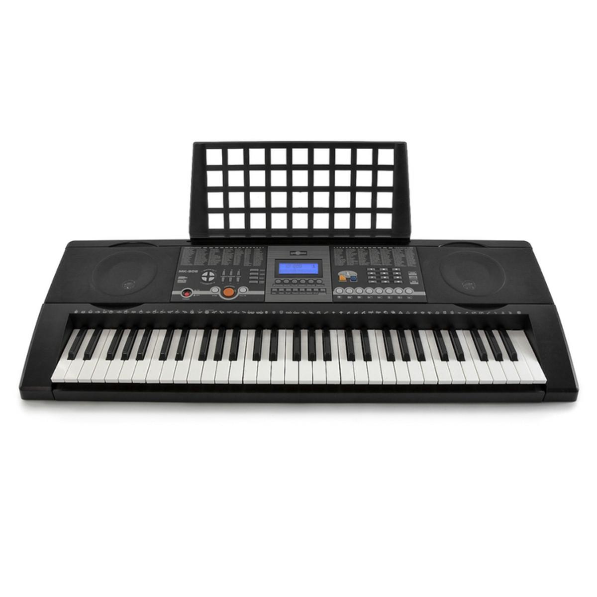 clavier mk 906 avec usb midi par gear4music ex d mo. Black Bedroom Furniture Sets. Home Design Ideas