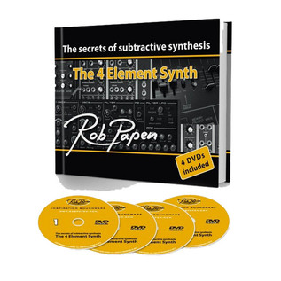 Rob Papen The Secrets of Subtractive Synthesis