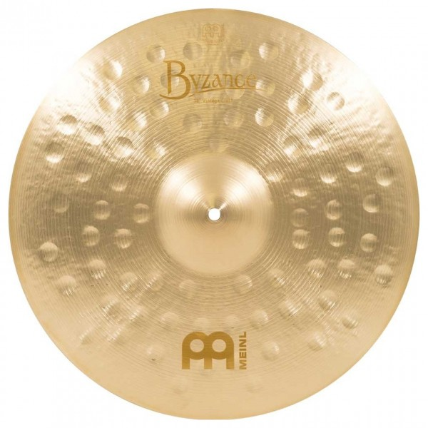 Meinl Byzance 18'' Vintage Crash Cymbal