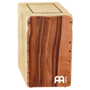 Meinl Artisan Edition Cajon Fandango Line, Indian Heartwood