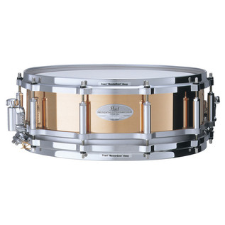 Pearl FC1450 Free Floating 14'' x 5'' Snare Drum, Copper