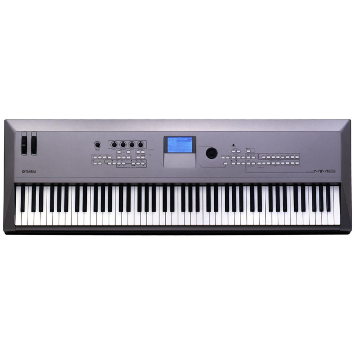 discontinued yamaha mm8 music production synth at gear4music com rh gear4music com yamaha mm8 service manual Yamaha MM8