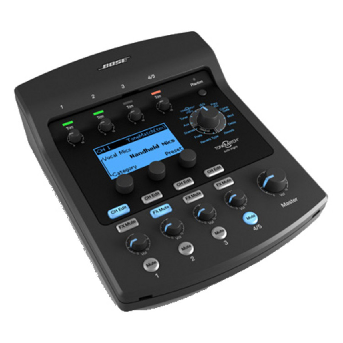Bose T1 Tonematch Engine Digital Mixer At Gear4music