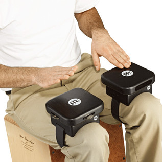 Meinl Cajon Add-On Knee Pad Jingle Tap