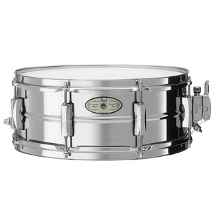 Pearl Vision Sensitone Steel 14'' x 5.5'' Snare Drum