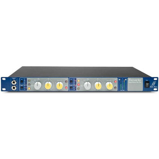 Focusrite ISA Two, 2 Channel Rack Pre Amp