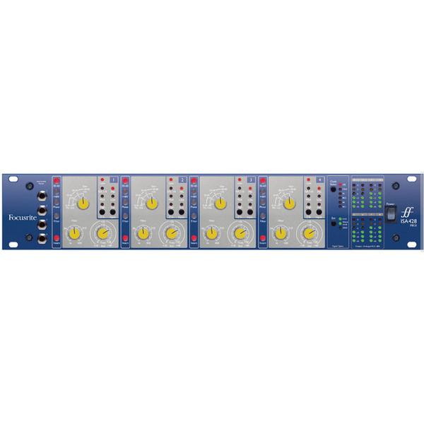 Focusrite ISA428 Mk II 4 Channel Pre Pack Pre-Amp