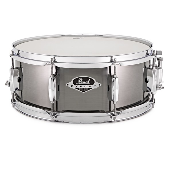 Pearl EXX Export 14'' x 5.5'' Snare Drum, Smokey Chrome