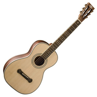 Washburn R315K Vintage Series Parlour Acoustic Guitar, Natural