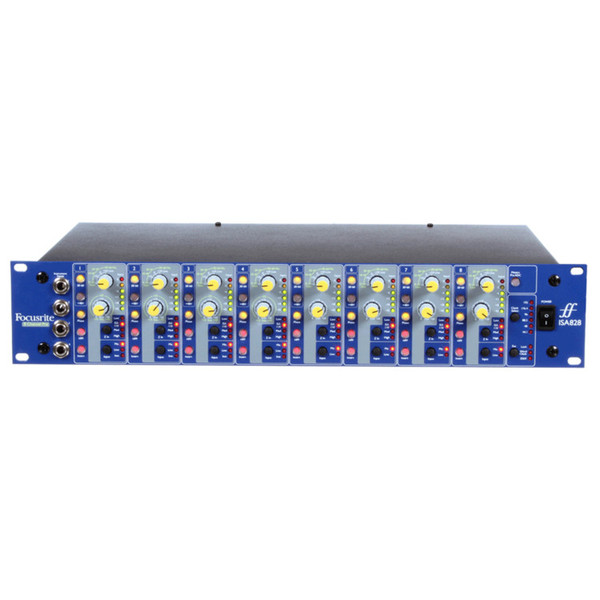 Focusrite ISA828, 8 Channel Pre-Amp