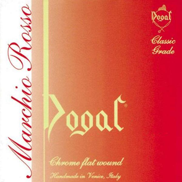 Dogal Red Label Violin String Set, 4/4