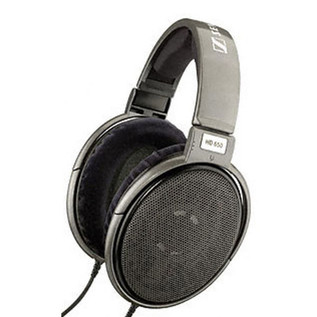 Sennheiser HD 650 Audiophile Open Dynamic Headphones - angle