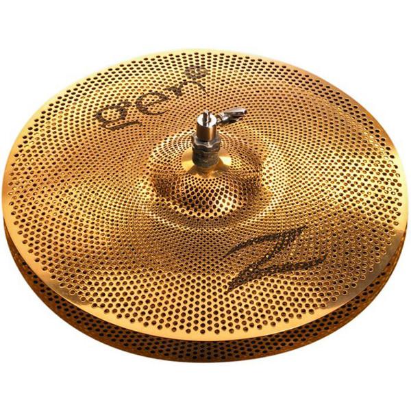 Zildjian Gen16 Buffed Bronze AE 13'' Hi-Hat Cymbals, Pair