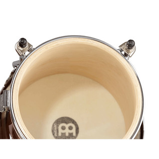 Meinl RAPC (Radial Ply Construction) Bongo, Black Maple Burst