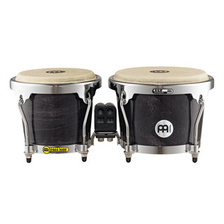Meinl RAPC (Radial Ply Construction) Bongo, Ebony Black