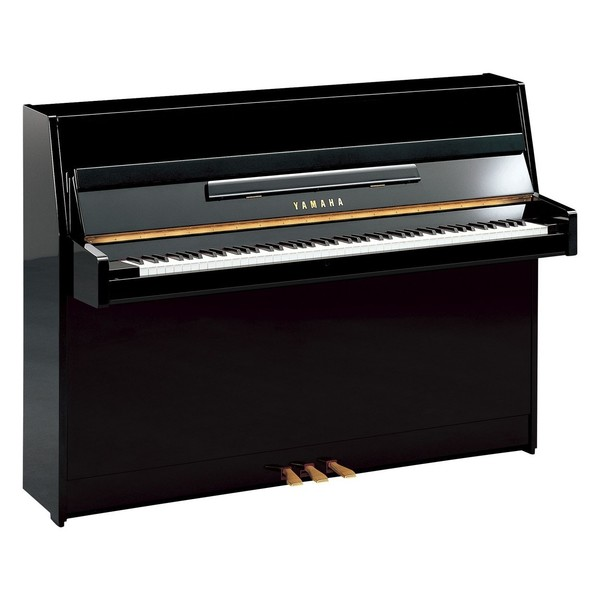 Yamaha B1 Upright Acoustic Piano, Polished Ebony
